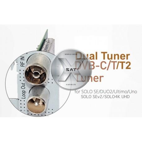 Vu+ DVB-C/T Single Tuner