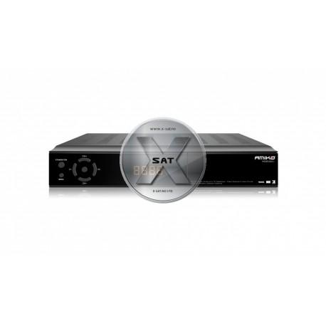 AMIKO HD8260+ Combo 1xDVB-S2 1xDVB-T2/C