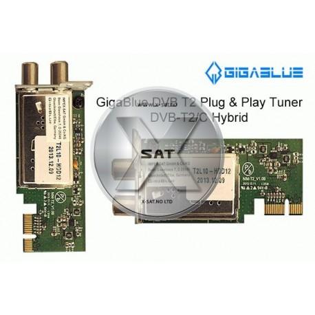 GigaBlue DVB-T2 tuner