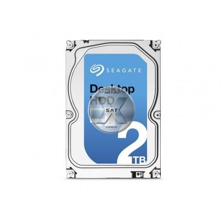 Ekstern 2000 GB Harddisk