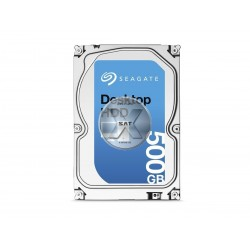 Ekstern HDD 500 GB