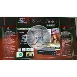HitechBox HB9000 HD DVB-S2 + IPTV Receiver