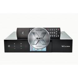 Vu+ DUO 4K SE 2 x DVB-S2X FBC Twin Tuner PVR Linux Receiver UHD 2160p